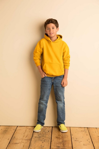 Sweater Hooded Heavyblend for kids